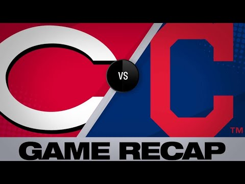 Cleveland's Morning News with Wills And Snyder - Indians Mercado Wins In The 10th Over The Reds 2 To 1