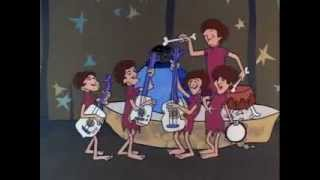 The Beau Brummelstones - From The Episode ''Shinrock A Go-Go'' (The Flintstones).flv