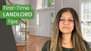 How To Manage Your First Rental Property   New Landlord Tips
