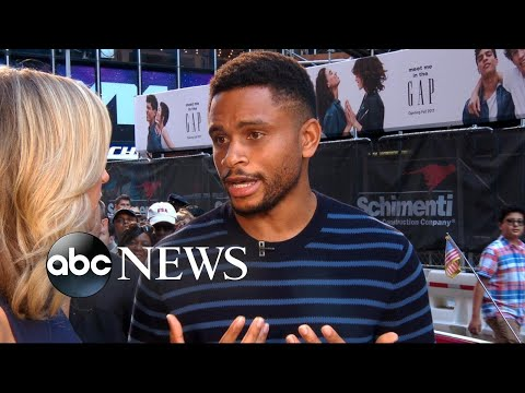 Nnamdi Asomugha opens up about starring in 'Crown Heights'