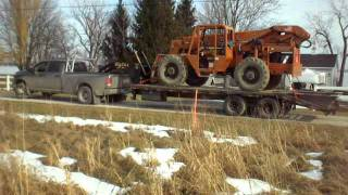 Dodge Ram pulling 30k # 2011 heavy load