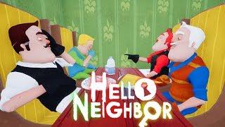 5 NOVOS VIZINHOS EM HELLO NEIGHBOR!!! A SOMBRA CONSUMIU O VIZINHO?! | Hello Neighbor (Especial)