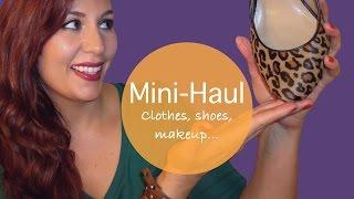 Mini Haul - September Thumbnail