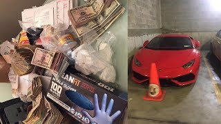 Cash, weapons, Lamborghini seized in major drug bust in Queens, Brooklyn