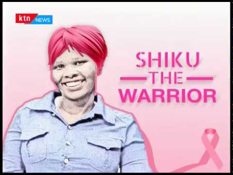 SHIKU THE WARRIOR: Inspiration story of a 22-year-old cancer champion