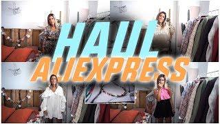 MEGA HAUL ALIEXPRESS (desde 0,97€): ropa, accesorios, bisutería y papelería