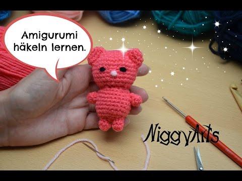 NiggyArts 04 Amigurumi häkeln und die Grundform verstehen lernen