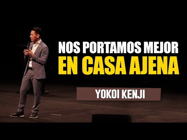 NOS PORTAMOS MEJOR EN CASA AJENA | YOKOI KENJI 2019