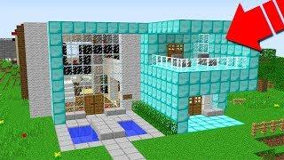 ISMETRG'NİN YENİ EVİ ELMASA DÖNÜŞTÜ! 😱 - Minecraft