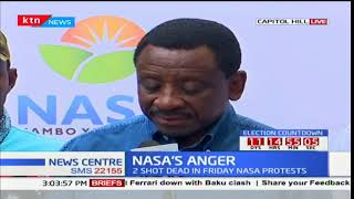 Video Senator James Orengo explains the situation in Kisumu of how police are killing protesters download MP3, 3GP, MP4, WEBM, AVI, FLV Oktober 2018