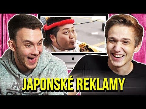NAŠLI JSME NEJDIVNĚJŠÍ JAPONSKÉ REKLAMY w/House | Martin