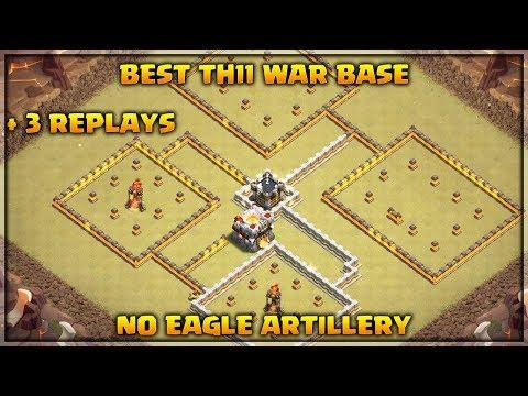 Gambar Base War Th 11 Terkuat 2019 11