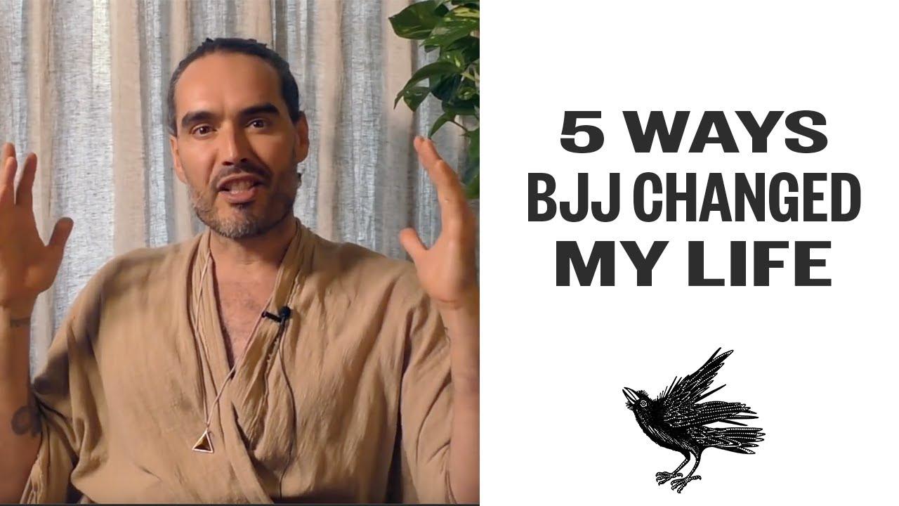 5 Ways BJJ Changed My Life
