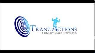 Tranzactions Stage Hypnosis