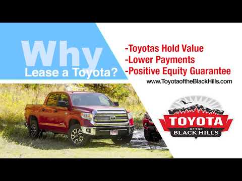 Why Lease A Tundra?