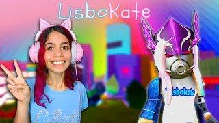 Roblox jailbreak (20 de julho) LisboKate Live Stream HD
