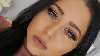 Full Face GLAM Makeup Tutorial