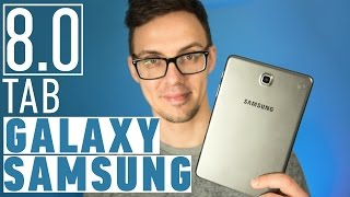 Samsung Galaxy Tab A 8.0: рабочая лошадка