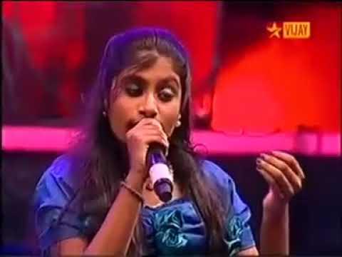 Alka Ajith mass song singing
