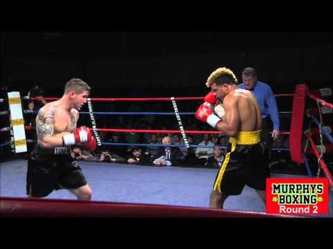 Memorial Series 2 Fight 5 Greg Vadetti def Angel Valdez on April 10 2015 H284