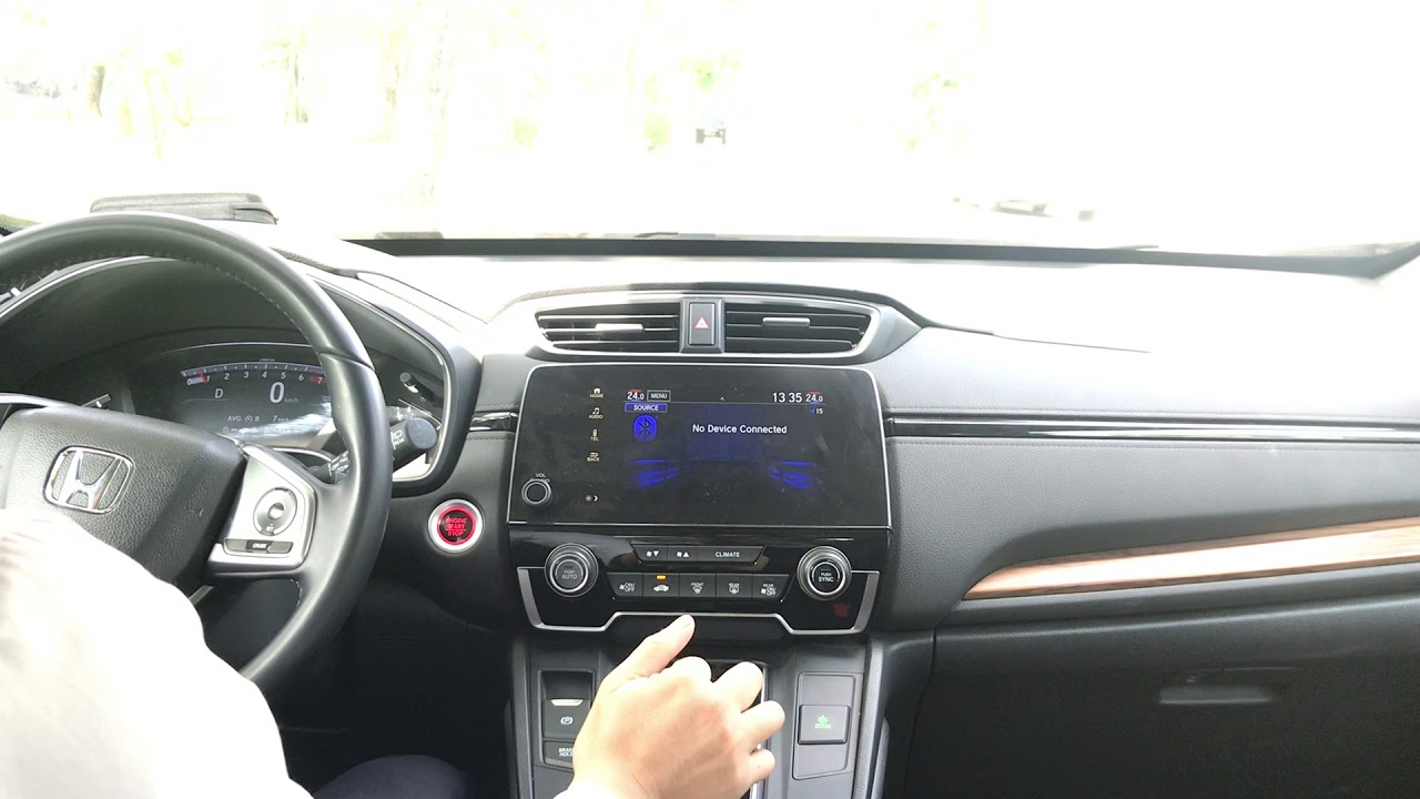 Hướng Dẫn Lái Xe và Sử Dụng Hộp Số Tự Động Honda CR-V 2019 2020 1.5 Turbo Nhập Thái Cho Người Mới