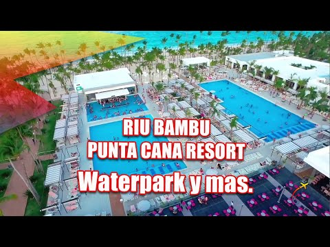 🔴RIU BAMBU Resort