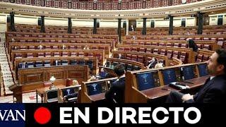 DIRECTO: El Congreso debate el proyecto de Ley de Presupuestos Generales del Estado para el 2021