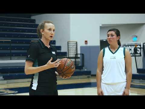 Basketball 101: Catching
