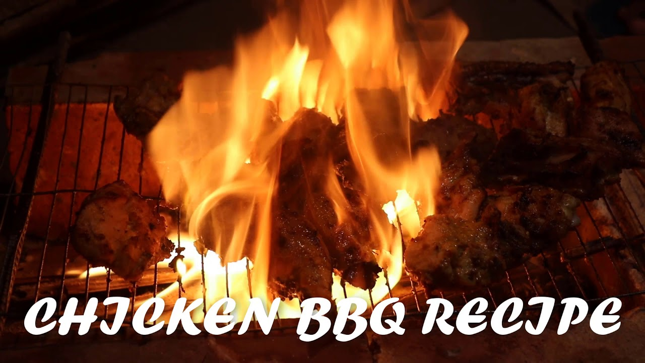 BEST CHICKEN BBQ RECIPE || FOODVLOG
