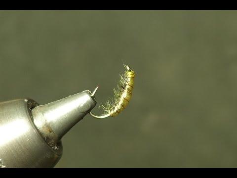 Sinew Caddis Larvae Fly