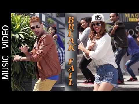 Break Fail - Ranu, Tilak / Mr. RJ Ft. Anu Shah / Arun | New Nepali Pop Club Song 2017