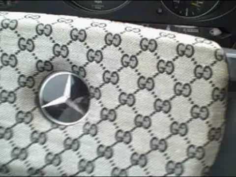 Gucci Benz >> Juney Boomdata Old School Drop Top Gucci Mercedes Benz Youtube