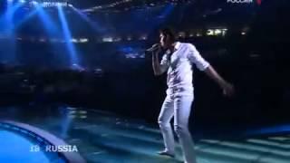 Победитель евровидения 2008 Dima Bilan  Дима Билан) 'Beliеve'