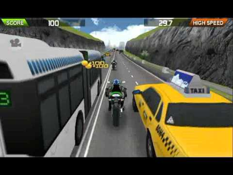 MOTO Furious HD Android Free Game