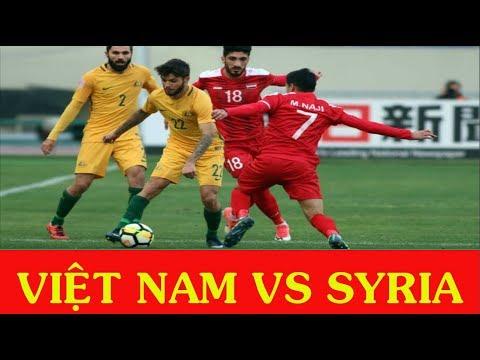Đối thủ U23 Việt Nam ở tứ kết U23 Syria nguy hiểm như thế nào ? - News Tube