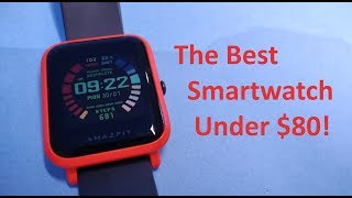 Amazfit Bip Review - The smartwatch to beat!