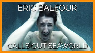 Eric Balfour Calls Out SeaWorld for Using Dolphins As Surfboards