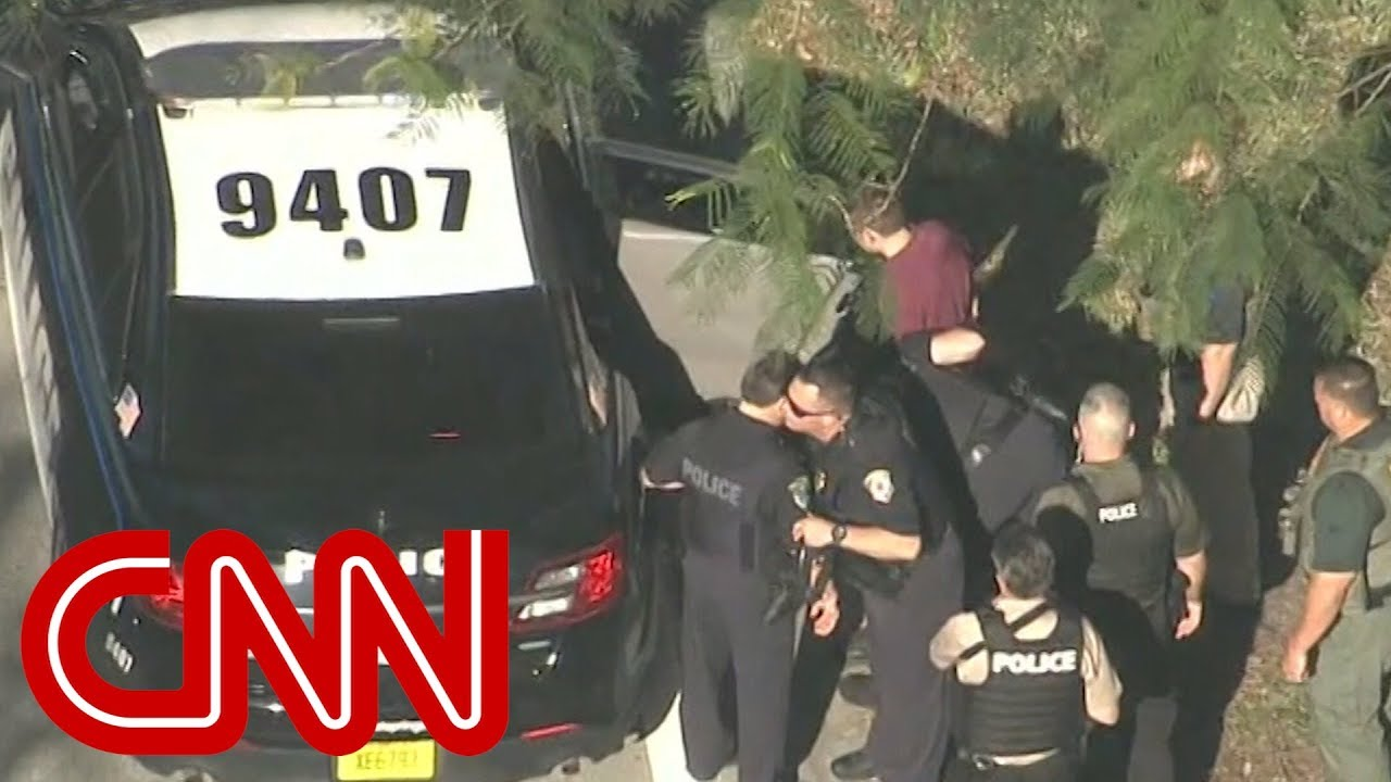 Teacher hid 19 students during Florida school shooting #1