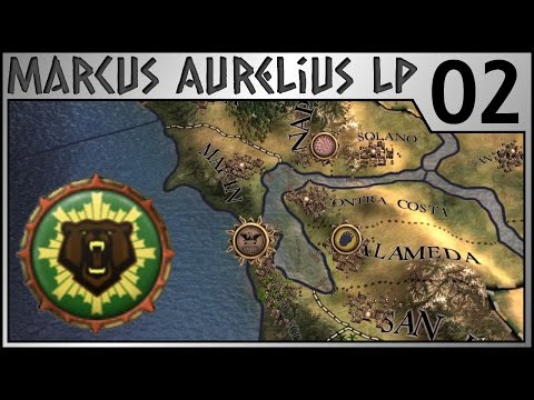 CK2: After the End - Gran Francisco - Ep. 02 (Vikings of the Pacific)
