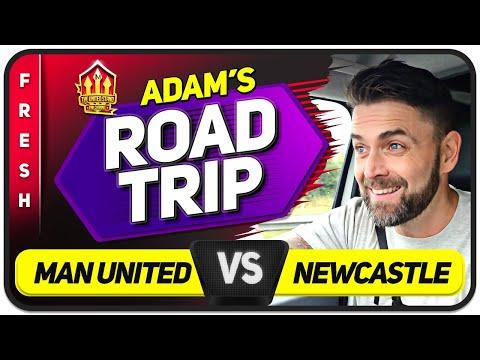 RONALDO'S RETURN! ADAM'S ROAD TRIP | Man United News