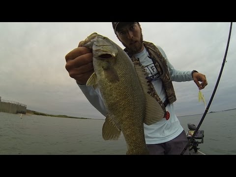 Coffey County Smallmouth 8-6-16