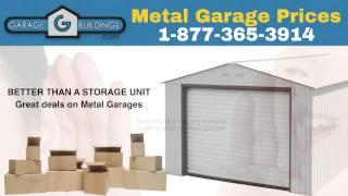 Alcolu Sc Metal Garage Kits | Garagebuildings.com