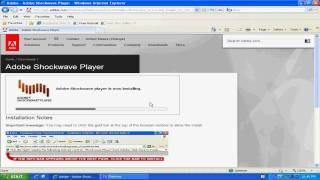 How To Update Adobe Shockwave Player For Internet Explorer 6 7 8