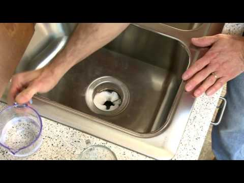 Cleaning Your Garbage Disposal with Baking Soda and Vinegar