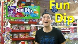 Lik-M-Aid is Fun Dip // TheCandyGuy