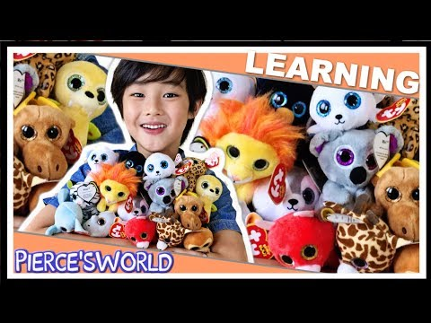 Learn Colors with Animals For Kids Learn Colours Animals Names! Learning for babies funny videos