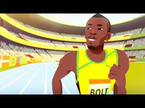 29+ Usain Bolt Cartoon Images Pictures