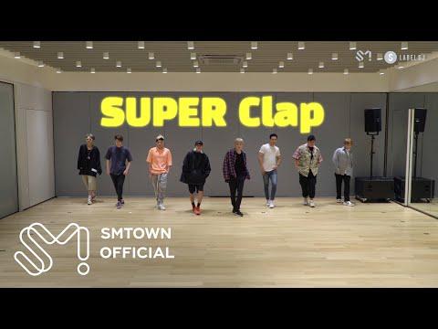 SUPER JUNIOR 슈퍼주니어 'SUPER Clap' Motion Graphics Dance Video #Spoiler
