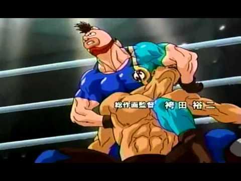 Ultimate Muscle ( Kinnikuman Nisei ) OPENING Hustle Muscle HQ