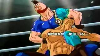 Ultimate Muscle ( Kinnikuman Nisei ) OPENING Hustle Muscle HQ